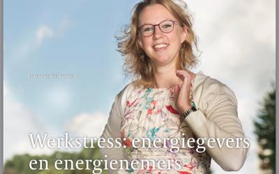 Werkstress: energiegevers en energienemers
